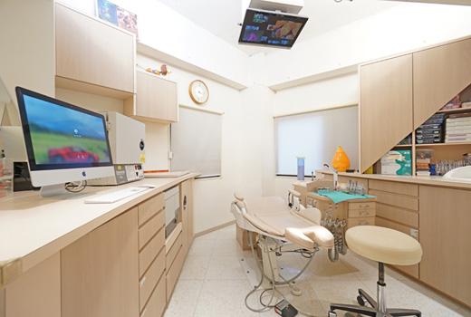 黒瀬矯正歯科 診療室